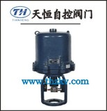 381LX系列直行程电子式防爆电动执行器